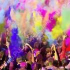 Pó colorido para Festas 100 gramas