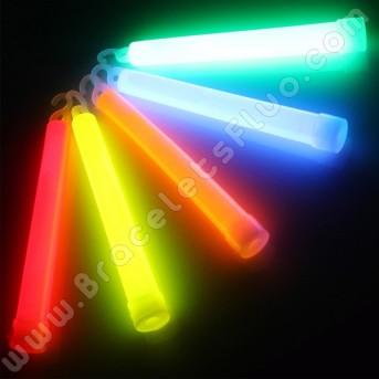 Pendentes Fluorescentes 15 cm (50 uds)