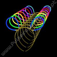 Orelhas Fluorescentes a Granel (50 uds)