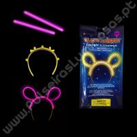 Orelhas Fluorescentes Individuais (1 ud)