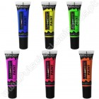 Pintura fluorescente textil UV