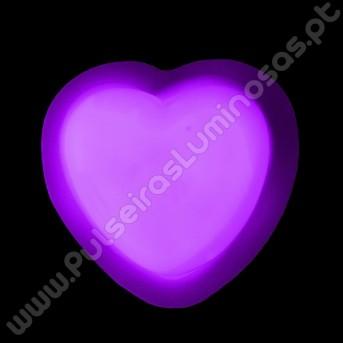 Pins Luminosos Coração (1 ud)