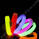 Pulseras Luminosas Triple