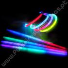 Pulseiras Luminosas Tricolor